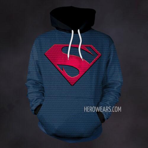 Dark Superman Hoodie