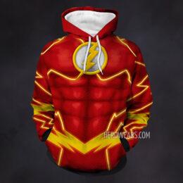 Flash New 52 Hoodie