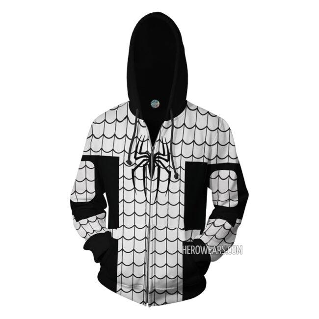 Spider Man Armoured Hoodie
