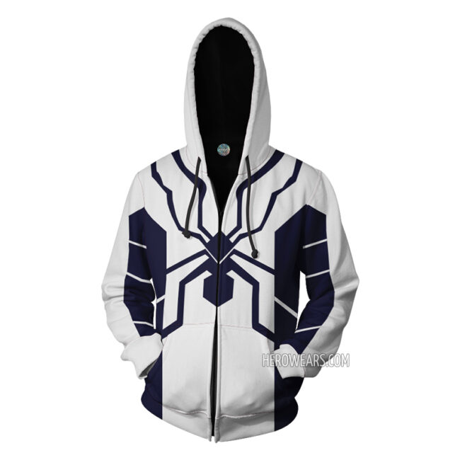 Spider Man Future Foundation Hoodie