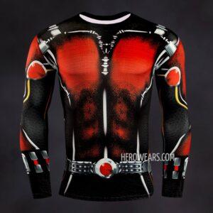 Ant Man Compression Shirt Rashguard