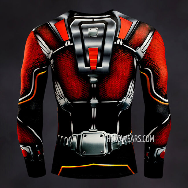 Ant Man Compression Shirt Rashguard