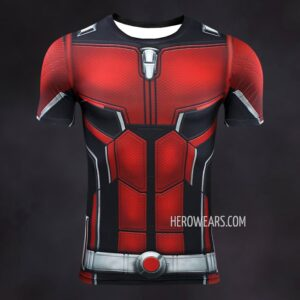 Ant Man Compression Shirt Rash Guard
