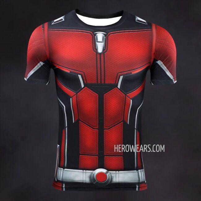 Ant Man Compression Shirt Rash Guard