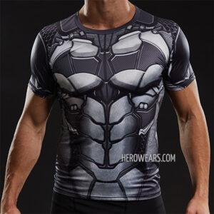 Batman Arkham Knight Compression Shirt Rashguard