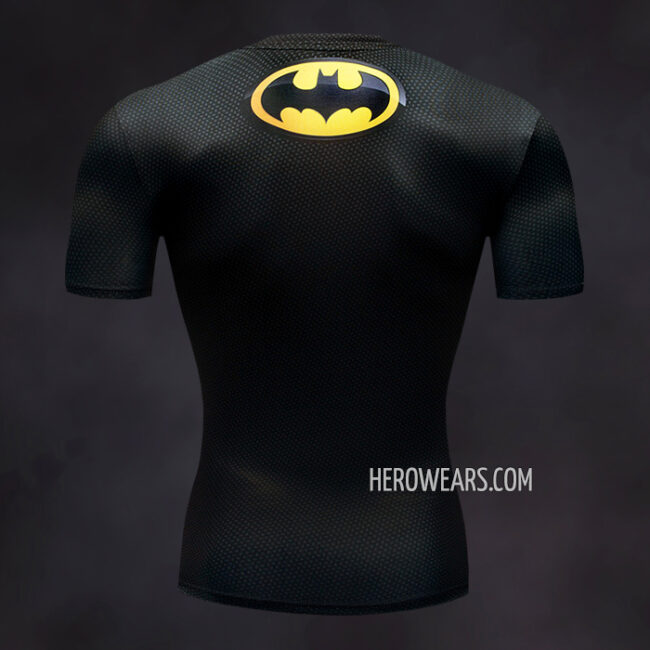 Batman Compression Shirt Rashguard