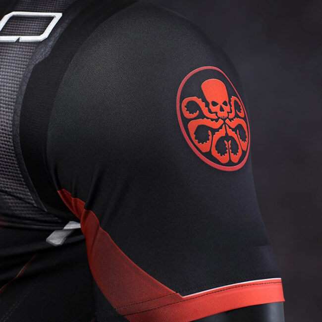 Captain Hydra Compression Shirt Rashguard
