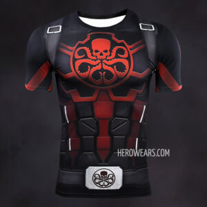 Hydra Compression Shirt Rash Guard