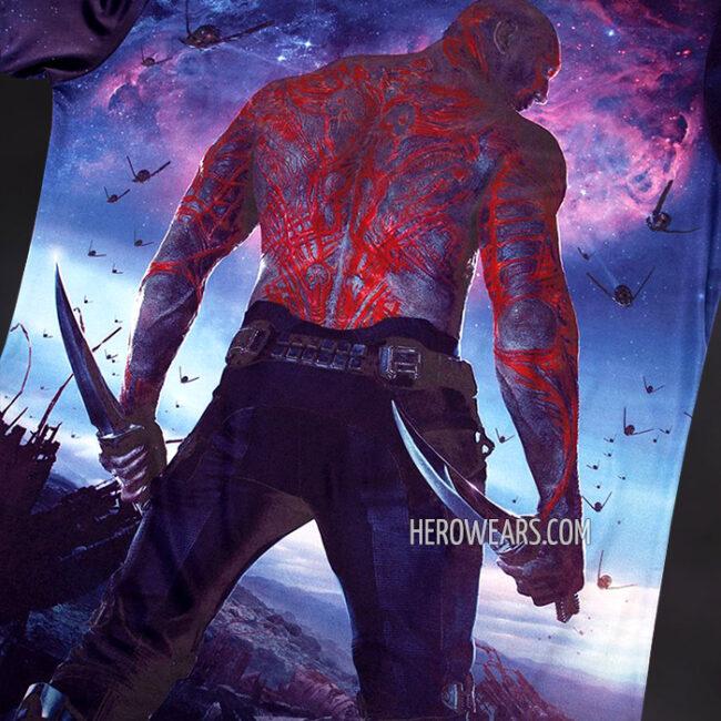 Drax Compression Shirt Rashguard