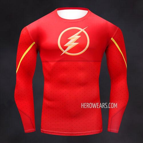 Flash Compression Shirt Rash Guard