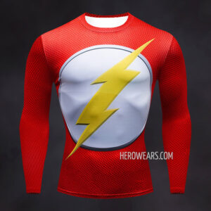 Flash Compression Shirt Rash Guard