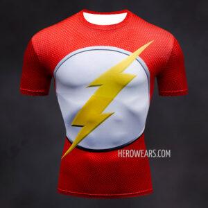 The Flash Compression Shirt Rashguard