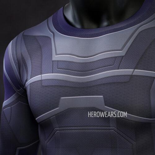 Hulk Compression Shirt Rash Guard