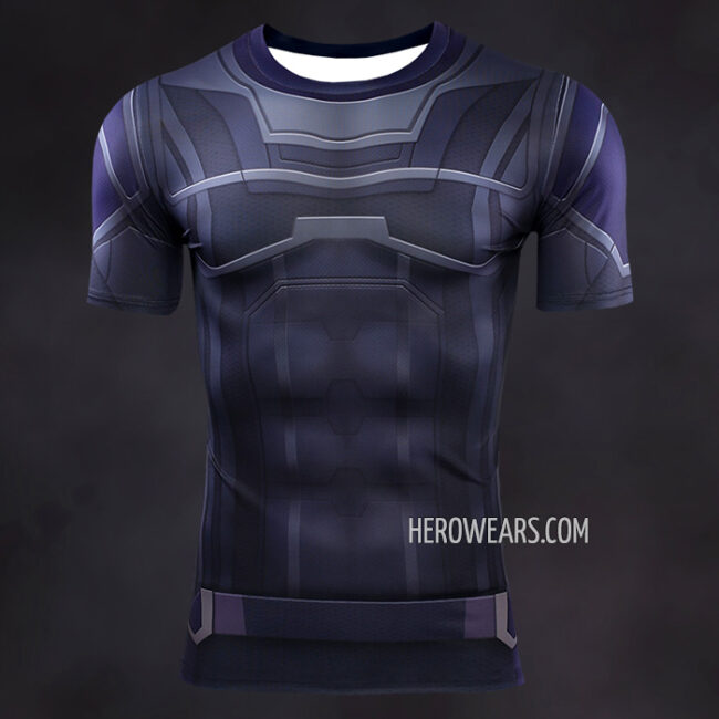 Hulk Compression Shirt Rash Guard
