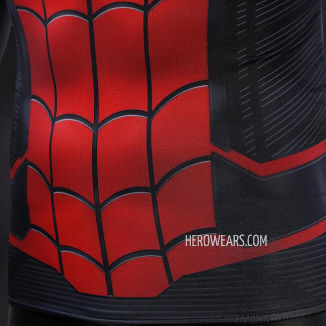 Spider Man Far From Home Compression Shirt Rashguard
