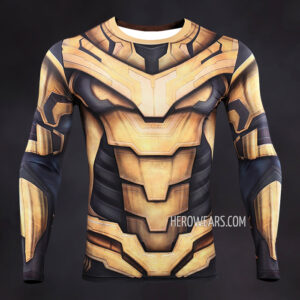 Thanos Compression Shirt Rashguard