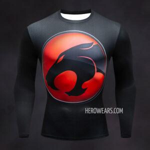 Thundercats Compression Shirt Rashguard