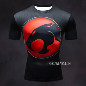Thundercats Compression Shirt Rash Guard