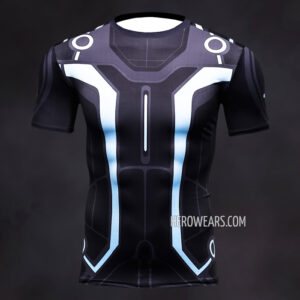 Tron Compression Shirt Rashguard