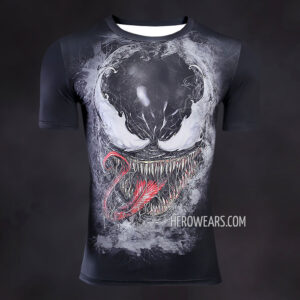 Venom Compression Shirt Rashguard