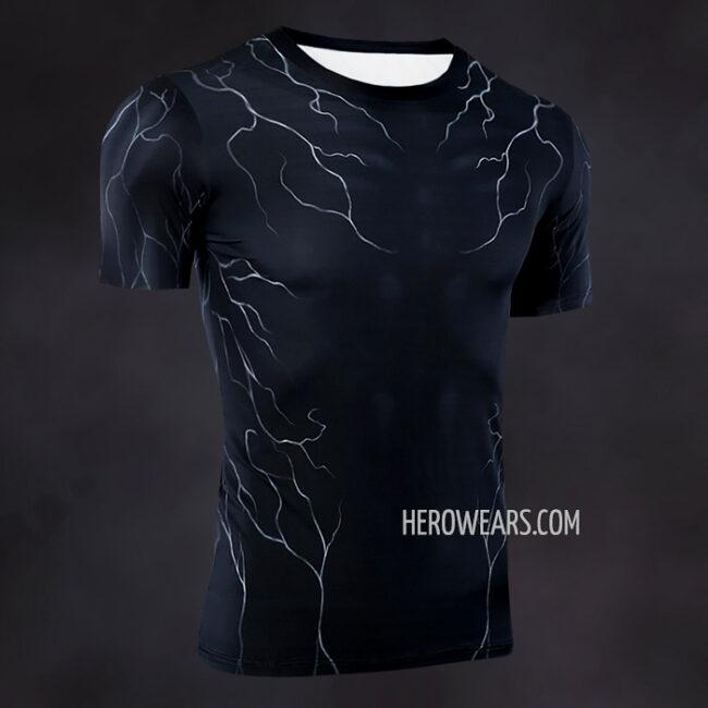 Venom Compression Shirt Rashguard