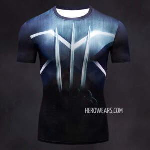 Wolverine Compression Shirt Rashguard