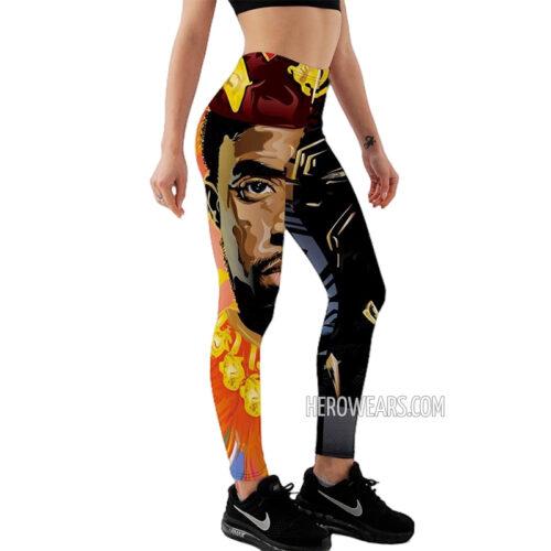 Women's Black Panther Leggings