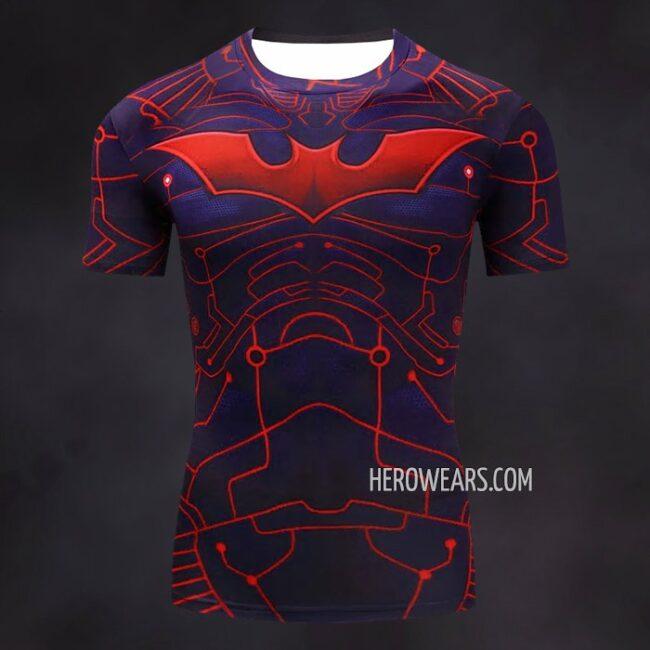 Batman Beyond Compression Shirt Rashguard
