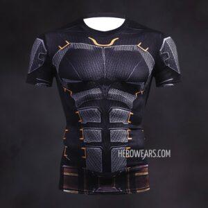 Batman Tactical Compression Shirt Rashguard