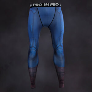 Captain America Scale Armor Leggings