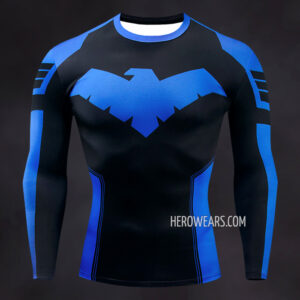 Nightwing Compression Shirt