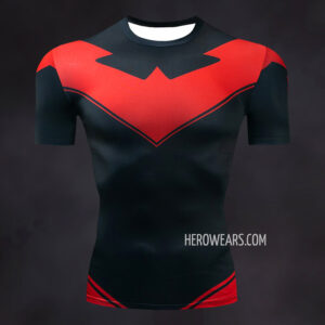 Nightwing New 52 Compression Shirt Rash Guard