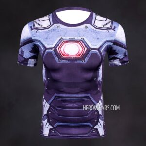 War Machine Compression Shirt Rash Guard
