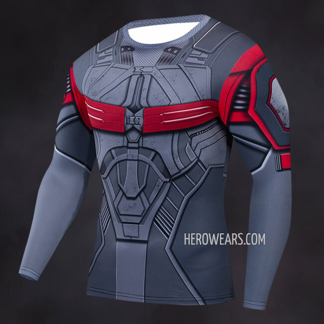 Falcon Compression Shirt Rashguard