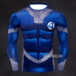 Fantastic Four Compression Shirt Rash Guard
