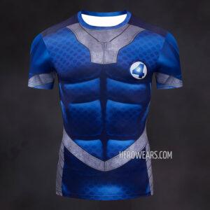 Fantastic Four Compression Shirt Rashguard