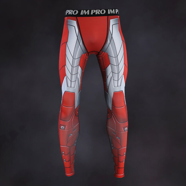 Iron Mk5 Compression Leggings