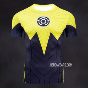 Sinestro Compression Shirt Rash Guard