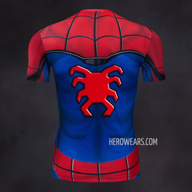 Spiderman Homecoming Compression Shirt