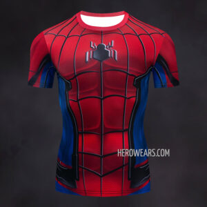 Spiderman Homecoming Compression Shirt