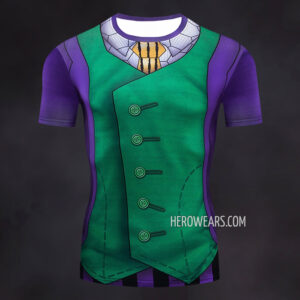 The Joker Compression Shirt Rashguard