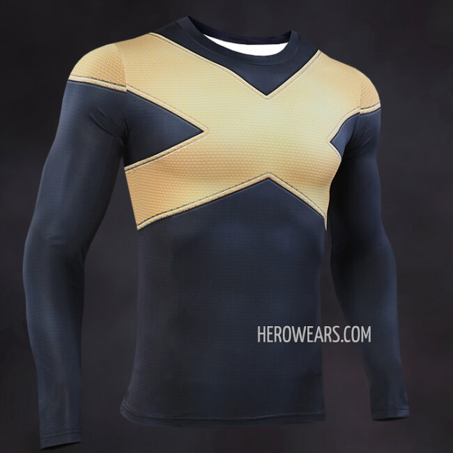 X-Men Dark Phoenix Compression Shirt Rashguard