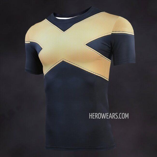X-Men Dark Phoenix Compression Shirt Rashguard