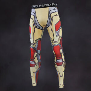 Iron Man Mk42 Leggings