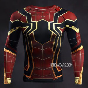 Iron Spider Compression Shirt Rashguard
