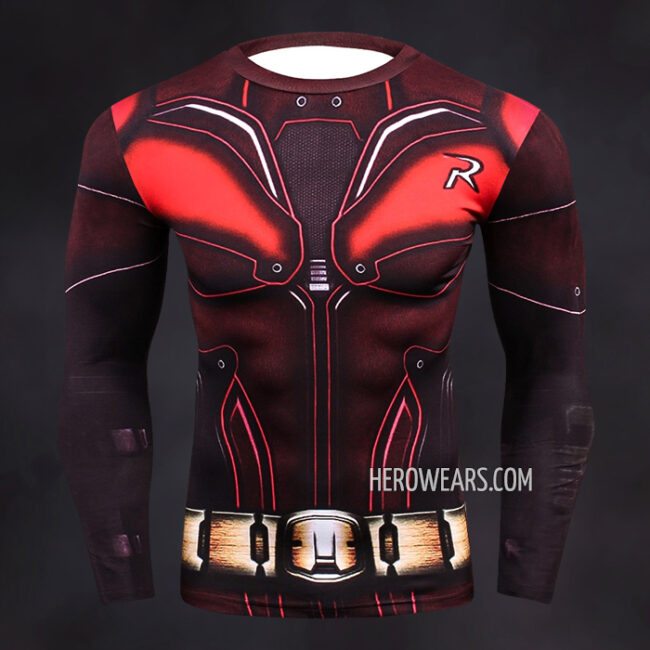 Robin Compression Shirt Rashguard