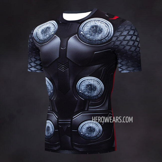 Thor Compression Shirt Rash Guard