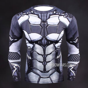 Batman Arkham Knight Compression Shirt Rashguard