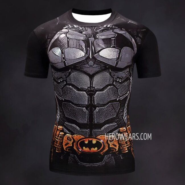 Batman Arkham Compression Shirt Rashguard