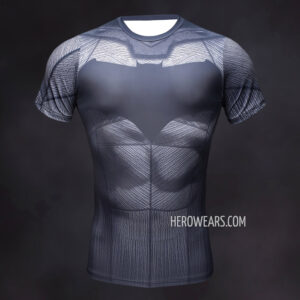 Batman VS Superman Compression Shirt Rashguard